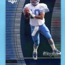 1999 Black Diamond Football #039 Charlie Batch - Detroit Lions