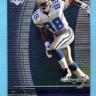 1999 Black Diamond Football #031 Michael Irvin - Dallas Cowboys