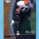 1999 Black Diamond Football #027 Terry Kirby - Cleveland Browns