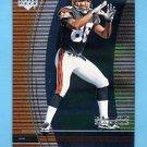 1999 Black Diamond Football #023 Darnay Scott - Cincinnati Bengals
