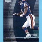 1999 Black Diamond Football #022 Bobby Engram - Chicago Bears