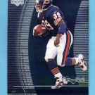 1999 Black Diamond Football #020 Curtis Enis - Chicago Bears