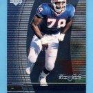 1999 Black Diamond Football #015 Bruce Smith - Buffalo Bills