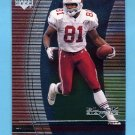 1999 Black Diamond Football #004 Frank Sanders - Arizona Cardinals