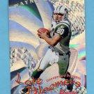 1999 Bowman Late Bloomers / Early Risers #U9 Wayne Chrebet - New York Jets