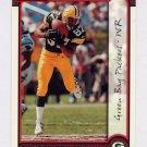 1999 Bowman Football #128 Robert Brooks - Green Bay Packers