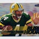 1998 Ultra Rush Hour #17 Brett Favre - Green Bay Packers