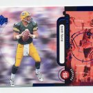 1998 Upper Deck Constant Threat #CT04 Brett Favre - Green Bay Packers