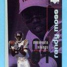 1998 Upper Deck Encore Football #150 Randy Moss CL - Minnesota Vikings