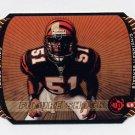 1998 UD3 Die Cuts #011 Takeo Spikes RC - Cincinnati Bengals 1403/2000
