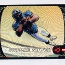 1998 UD3 Football #188 Fred Taylor RC - Jacksonville Jaguars