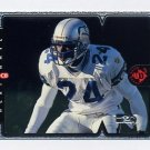 1998 UD3 Football #142 Shawn Springs - Seattle Seahawks