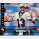 1998 UD3 Football #063 Dan Marino - Miami Dolphins