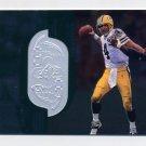 1998 SPx Finite Football #224 Brett Favre - Green Bay Packers /10100