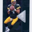 1998 SPx Finite Football #094 Brett Favre - Green Bay Packers /5500
