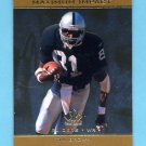 1998 SP Authentic Maximum Impact #SE28 Tim Brown - Oakland Raiders
