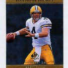 1998 SP Authentic Maximum Impact #SE01 Brett Favre - Green Bay Packers