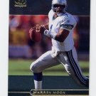 1998 SP Authentic Football #116 Warren Moon - Seattle Seahawks