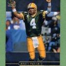 1998 SP Authentic Football #071 Brett Favre - Green Bay Packers