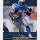 1998 SP Authentic Football #069 Barry Sanders - Detroit Lions