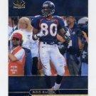 1998 SP Authentic Football #067 Rod Smith - Denver Broncos
