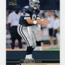 1998 SP Authentic Football #062 Troy Aikman - Dallas Cowboys