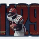 1998 Playoff Prestige Inside The Numbers #07 Corey Dillon - Cincinnati Bengals