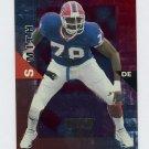 1998 Playoff Momentum Hobby Red #031 Bruce Smith - Buffalo Bills