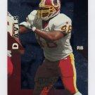 1998 Playoff Momentum Hobby Football #246 Stephen Davis - Washington Redskins