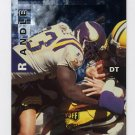 1998 Playoff Momentum Hobby Football #133 John Randle - Minnesota Vikings