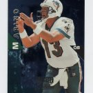 1998 Playoff Momentum Hobby Football #121 Dan Marino - Miami Dolphins