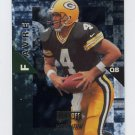 1998 Playoff Momentum Hobby Football #086 Brett Favre - Green Bay Packers