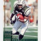 1998 Leaf Rookies And Stars True Blue #125 Curtis Martin - New York Jets /500