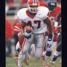 1998 Fleer Tradition Football #226 Robert Edwards RC - New England Patriots