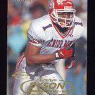 1998 Fleer Tradition Football #225 Kevin Dyson RC - Tennessee Oilers