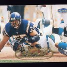1998 Fleer Tradition Football #110 Junior Seau - San Diego Chargers