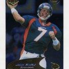 1998 Collector's Edge Odyssey Football #207 John Elway - Denver Broncos