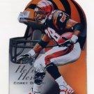 1998 E-X2001 Helmet Heroes #15 Corey Dillon - Cincinnati Bengals