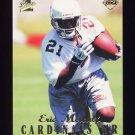 1998 Collector's Edge First Place 50-Point #150 Eric Metcalf - Arizona Cardinals