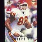 1998 Collector's Edge First Place 50-Point #090 Tony Gonzalez - Kansas City Chiefs