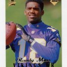 1998 Collector's Edge First Place Football #157 Randy Moss RC - Minnesota Vikings