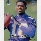 1998 Collector's Edge First Place Record Setters #157B Randy Moss RC - Minnesota Vikings