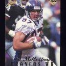1998 Collector's Edge First Place Football #142 Ed McCaffrey - Denver Broncos