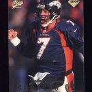 1998 Collector's Edge First Place Football #070 John Elway - Denver Broncos