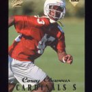 1998 Collector's Edge First Place Football #046 Corey Chavous RC - Arizona Cardinals
