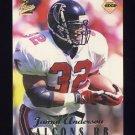 1998 Collector's Edge First Place Football #010 Jamal Anderson - Atlanta Falcons