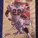 1998 Bowman's Best Autographs #3A Corey Dillon - Cincinnati Bengals AUTO
