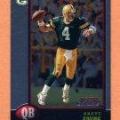 1998 Bowman Chrome Preview #BCP6 Brett Favre - Green Bay Packers