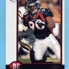 1998 Bowman Football #168 Neil Smith - Denver Broncos