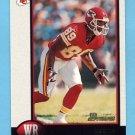 1998 Bowman Football #102 Andre Rison - Kansas City Chiefs